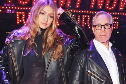 Gigi Hadid and Tommy Hilfiger joined forces again on a see-now, buy-now fashion show