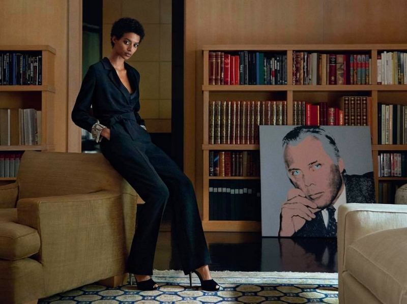 Giorgio Armani's womenswear NET-A-PORTER