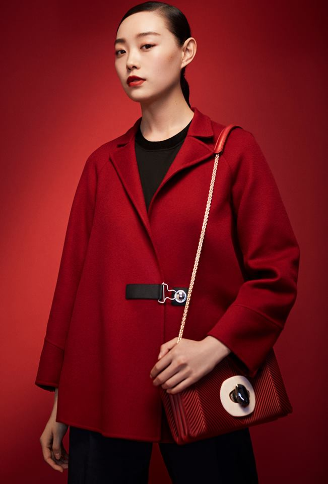 Giorgio Armani The Year of the Dog Collection 2018