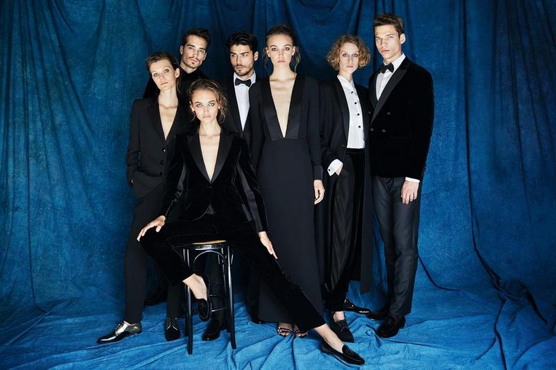 Giorgio Armani also launched the Giorgio's Capsule collection