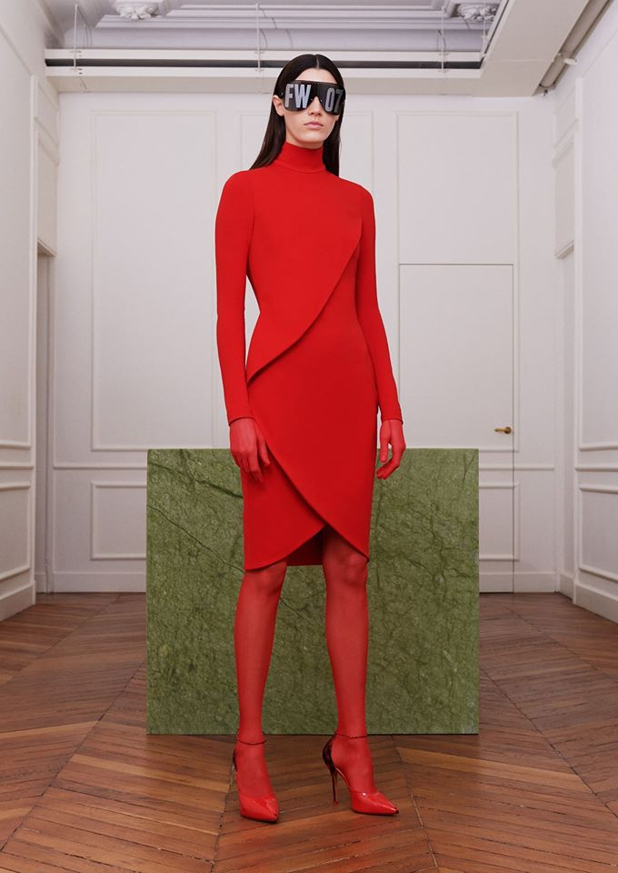Givenchy Fall Winter 2017 Women's Collection Look 2