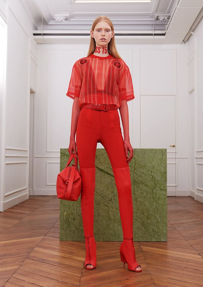 Givenchy Fall Winter 2017 Women's Collection