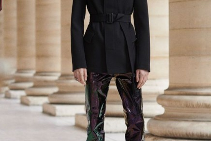 Clare Waight Keller unveils 'perverse posh' menswear for Givenchy