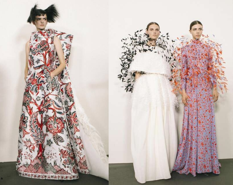 Givenchy Haute Couture Fall-Winter 2019-2020-