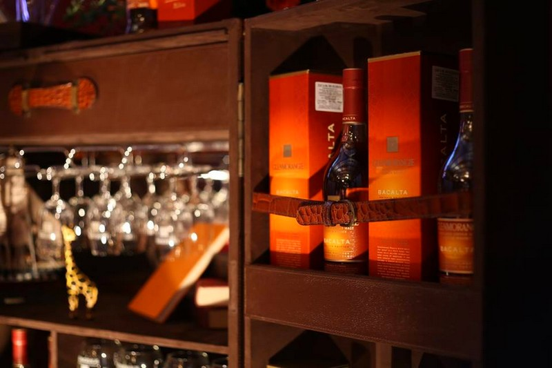 Glenmorangie Bacalta's global launch 2017--