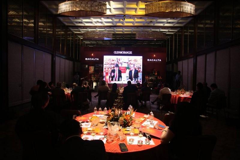 Glenmorangie Bacalta's global launch in 2017