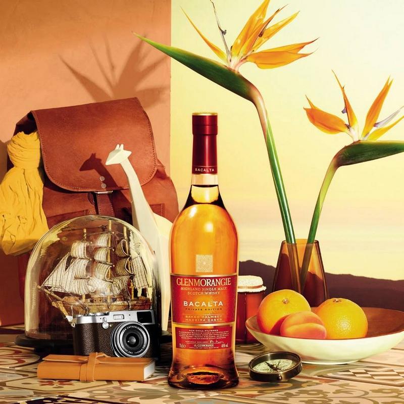 Glenmorangie Bacalta's sun-baked story