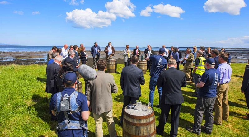 Glenmorangie initiates ambitious projects to purify all the waste water from whisky distillation
