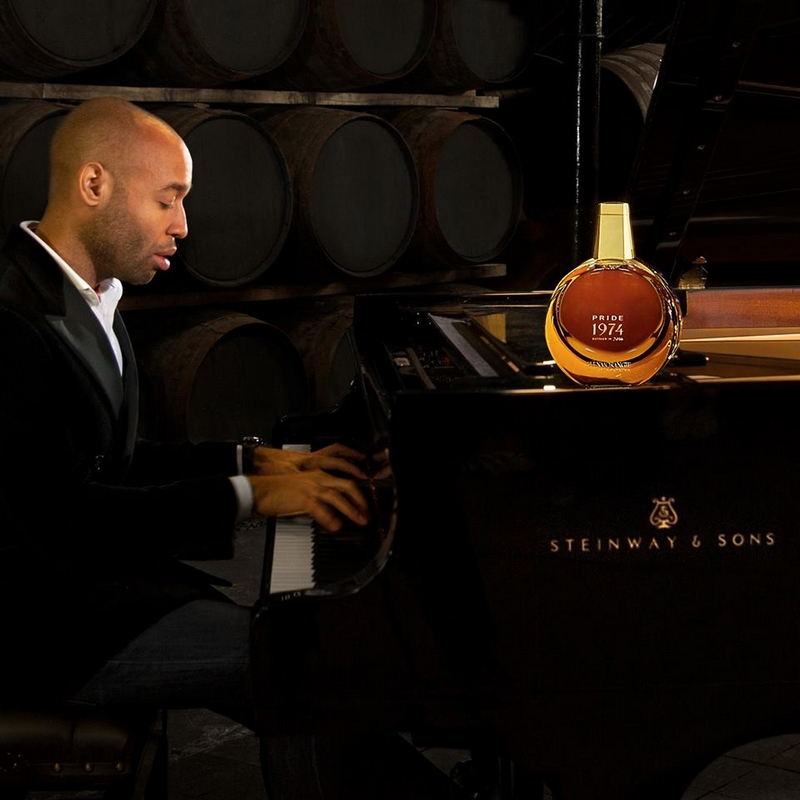 Glenmorangie's rarest, oldest and deepest whisky inspired Aaron Diehl