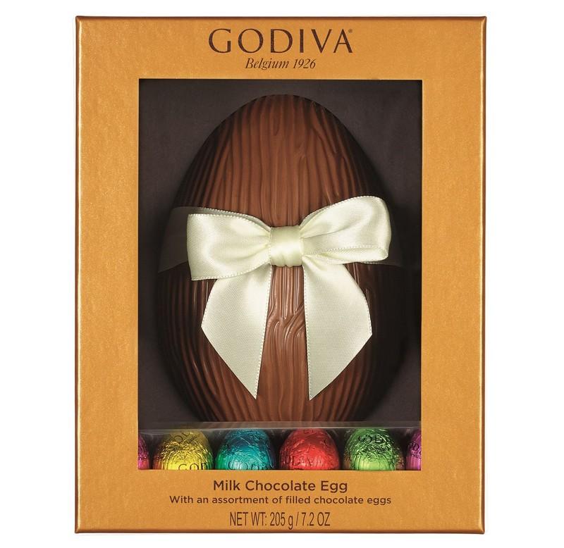 Godiva 2018 Pixie Milk Chocolate Easter Egg