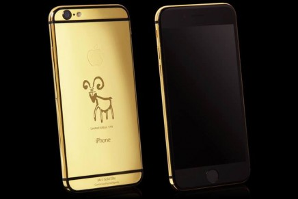 Year of the Goat 24K Gold iPhone 6 Elite Limited Edition