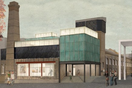 Former swimming baths in south London to reopen as art gallery