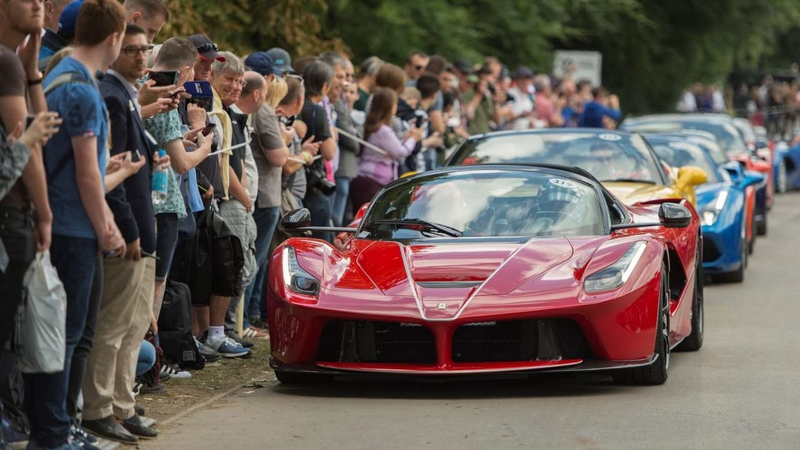 Goodwood Festival oF Speed photos
