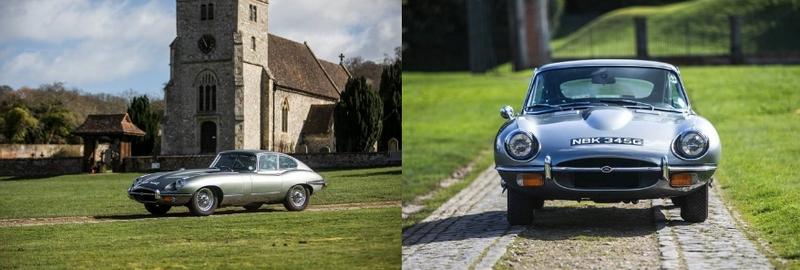 Gorgeous E-Type joins auction line up at Summer Jaguar Festival