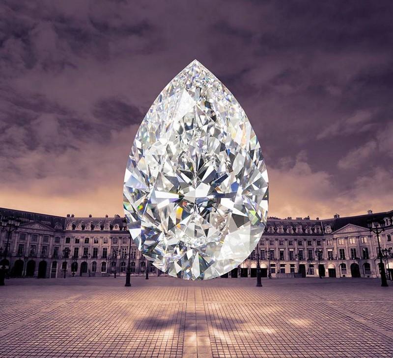 Graff Diamonds Place Vendome Diamond 2016 release