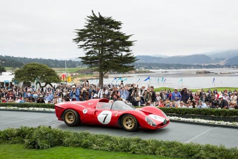 Gran Turismo Trophy - 1966 Ferrari 330 P4 Drogo Spyder
