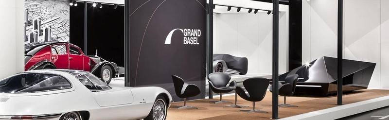 Grand Basel Miami Beach Car Show - photos