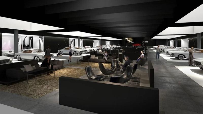 Grand Basel Miami Beach Car Show -presentation
