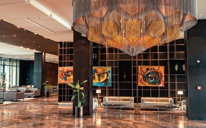 Grand Hotel de Kintele Brazzaville Republic of Congo-