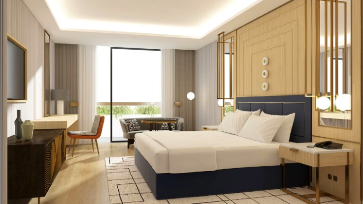 Grand Hyatt Athens hotel - Rooms And Suites