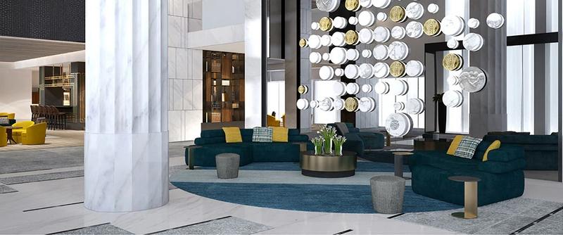 Grand Hyatt Athens hotel