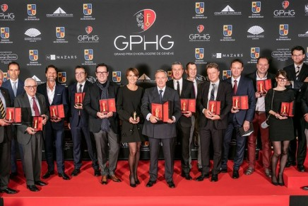 16th Grand Prix d'Horlogerie de Genève (GPHG). See the  winning  watches