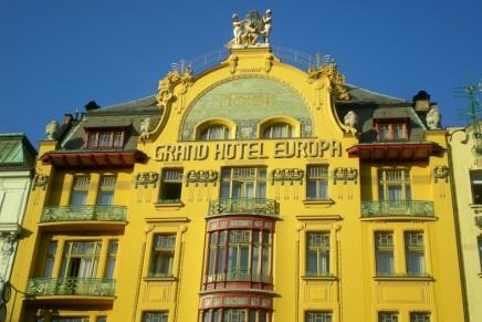 W Hotels debut into the Czech Republic