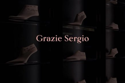 Italian shoe designer, Sergio Rossi, dies aged 84