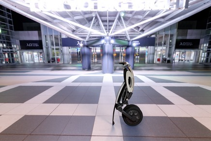 Inu, the high-end electric scooter for the new age