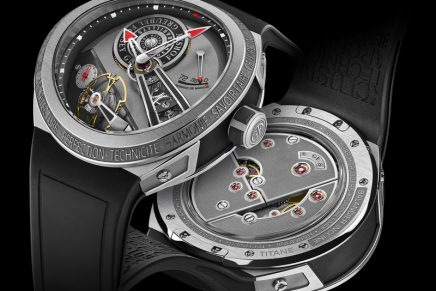 Balancier S by Greubel Forsey – an exclusive union of sport and chronometry