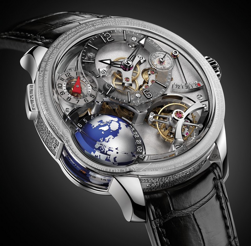 Greubel Forsey GMT Earth 2018 edition