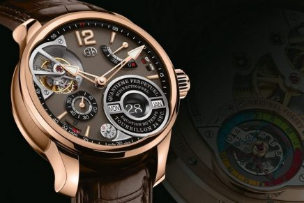Ultra-Complicated Greubel Forsey QP à Équation is Reinventing the Prestigious Perpetual Calendar