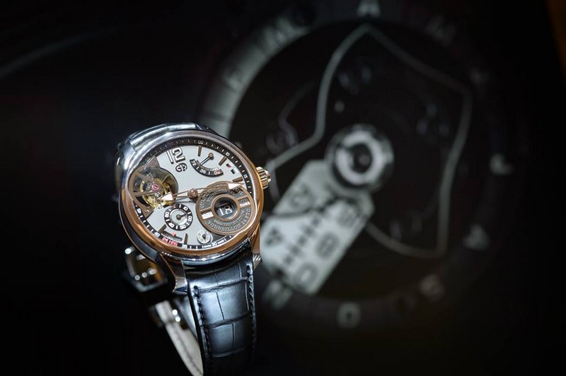 Greubel Forsey exhibition space at SIHH 2017 - the watches 04