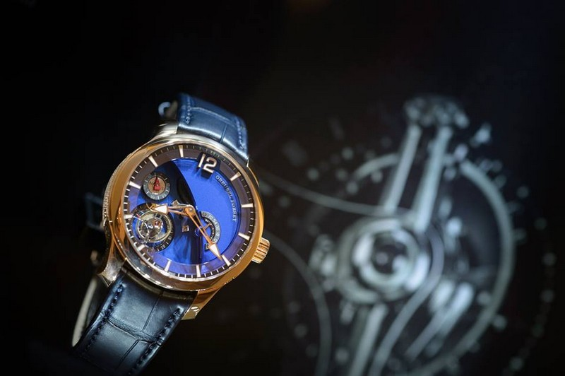 Greubel Forsey exhibition space at SIHH 2017 - the watches
