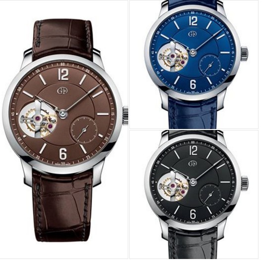 Greubel Forsey recently extended the Tourbillon 24 Secondes Vision range