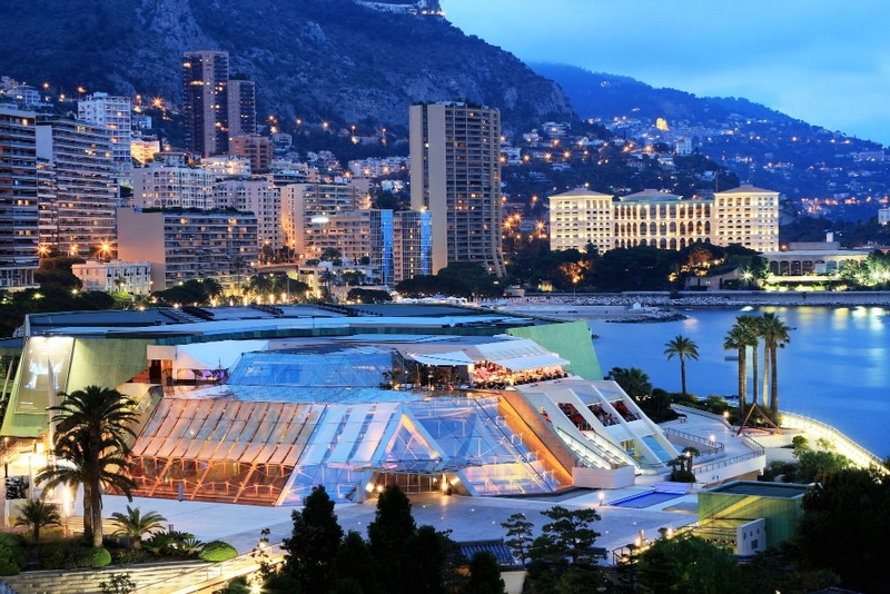 Grimaldi Forum Monaco - 01