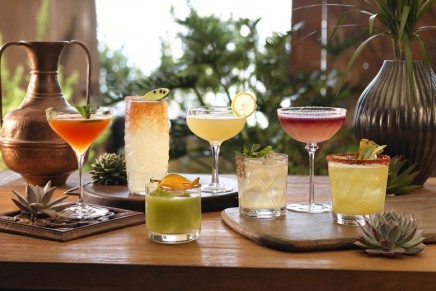 The Coralina Margarita has emerged as consumers' favorite margarita for 2017