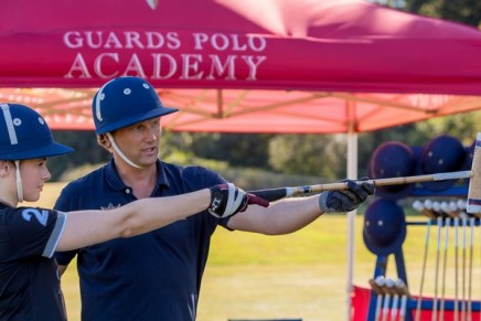 Ever dreamt of learning to play polo? Here is a perfect place to start…