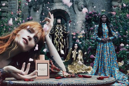 Gucci Bloom Profumo di Fiori in a world, let's say, real but surreal