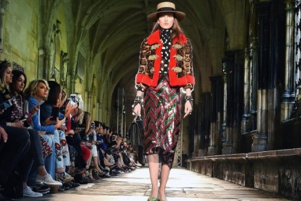 Front pew: why churches can make perfect catwalk venues
