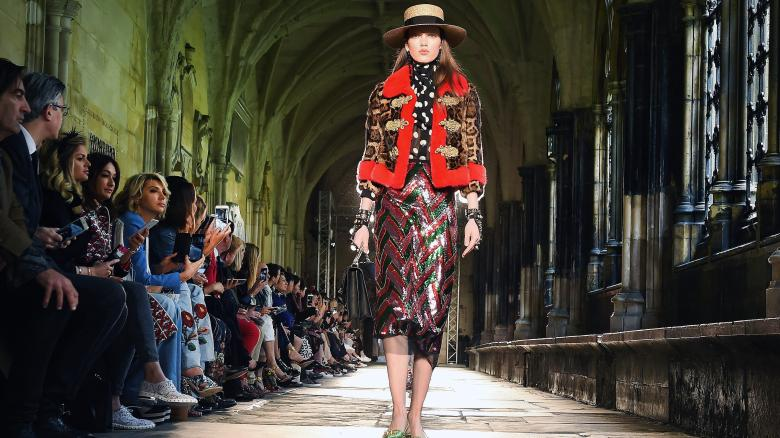 Gucci-Fashion-Show-Westminster-Abbey
