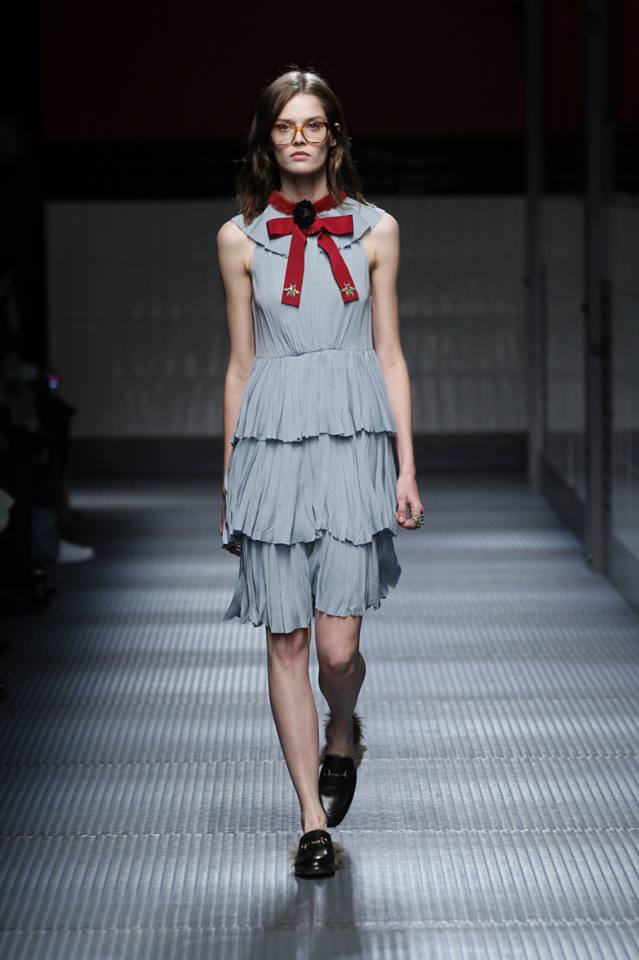 Milan fashion week gucci 39 s smart revamp ensures brain for When is fashion week over