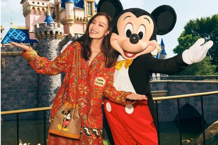 Disney, Lana Del Rey and Jared Leto: Happy Year of the Mouse from Gucci
