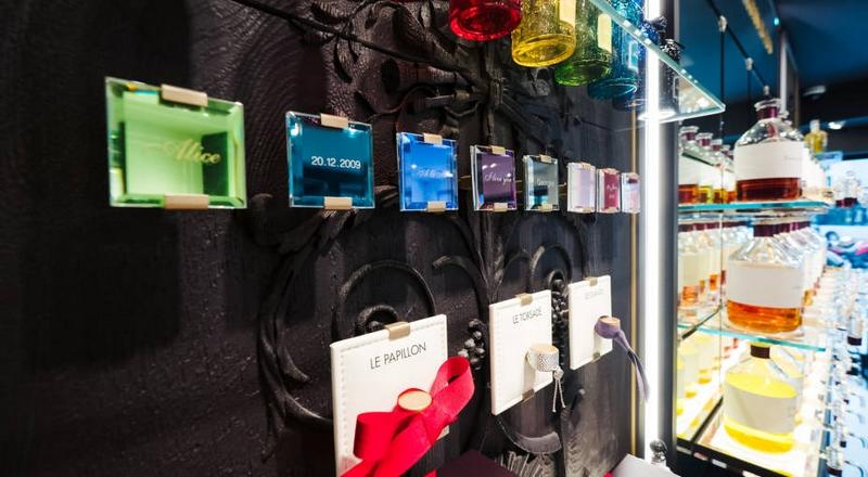 Guerlain Parfumeur boutique concept goes international-