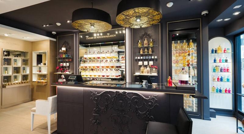 Guerlain Parfumeur boutique concept goes international-2017