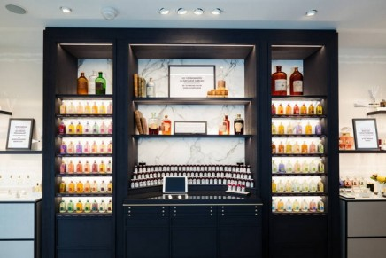 Guerlain is opening boutiques dedicated exclusively to fragrances