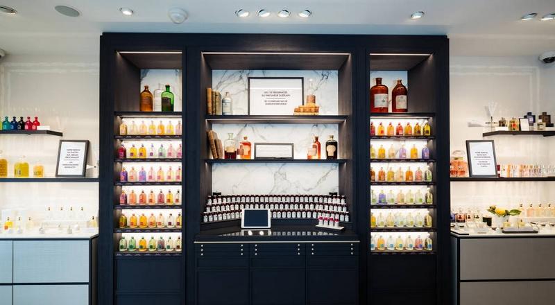 Guerlain Parfumeur boutique concept goes international