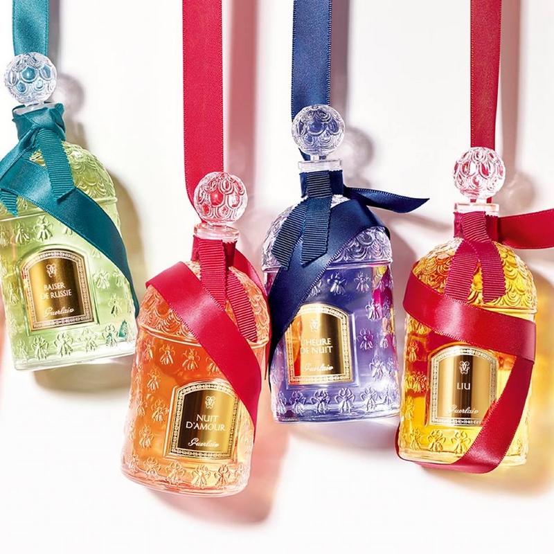Guerlain Perfumes 2018