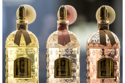 A brief history of Guerlain