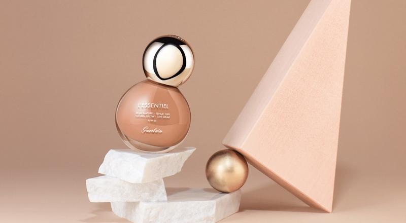 Guerlain reinvents foundation with L'Essentiel, a subtle alliance of skincare and makeup